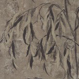 Zoffany Willow Song Bronze Wallpaper - Product code: 312534