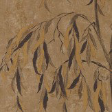 Zoffany Willow Song Gold Wallpaper - Product code: 312535