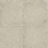 Zoffany Ashlar Tile Limestone Wallpaper