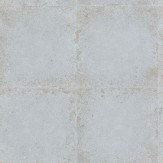 Zoffany Ashlar Tile Bluestone Wallpaper
