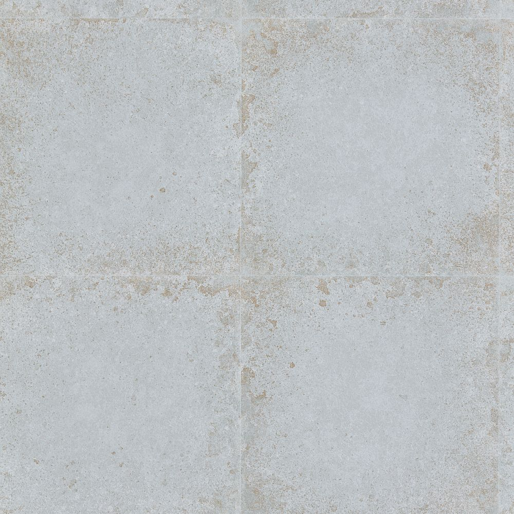 Zoffany Ashlar Tile Bluestone Wallpaper main image