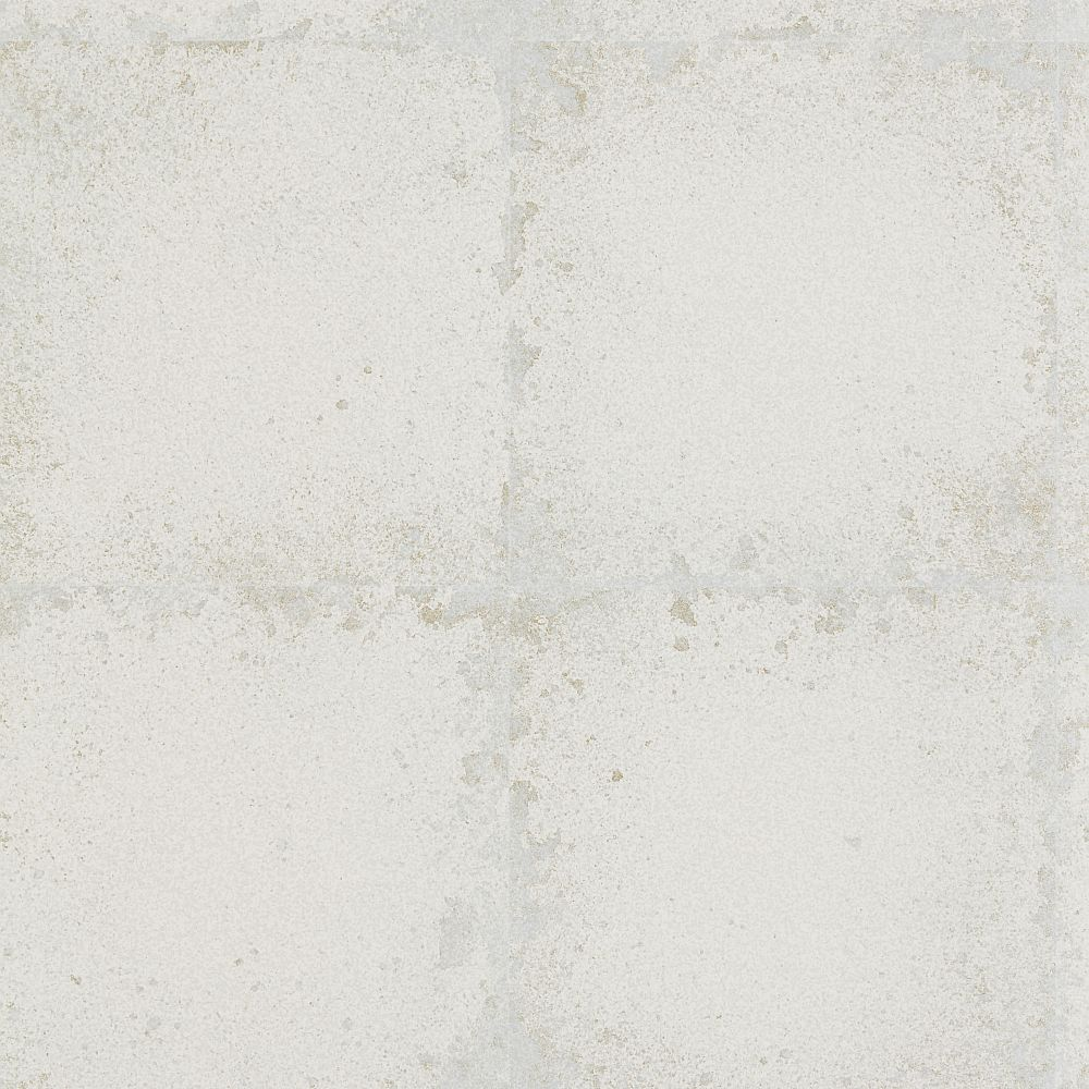 Zoffany Ashlar Tile Chalk Wallpaper - Product code: 312543