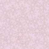 Eijffinger Contemporary Cluster Soft Pink Wallpaper - Product code: 352060