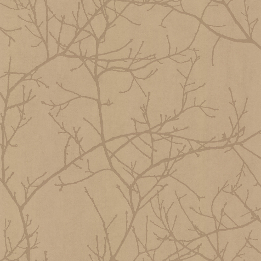 Casadeco Twigs Latte Wallpaper - Product code: 16965114