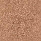 Casadeco Leaf Texture Copper Wallpaper