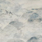 Zoffany Sansui Indigo Wash Wallpaper