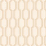 Casadeco Honeycomb Sand Wallpaper - Product code: 26481139
