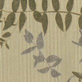 Albany Precious Silk Gold Leaf Wallpaper