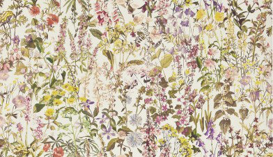 Image of Liberty Fabrics Wallpapers Charlotte, 07206115B