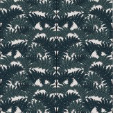 House Of Hackney Inferno Teal Wallpaper