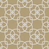 Albany Marrakech Silver / Gold Wallpaper