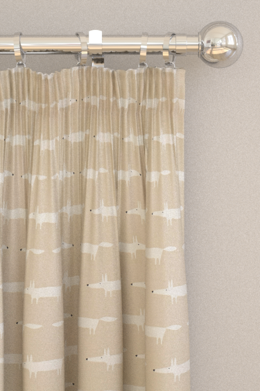 Scion Little Fox Snow Curtains - Product code: 120463