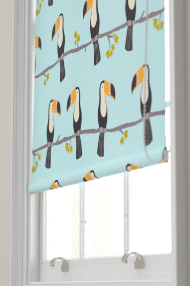 Scion Terry Toucan Honey / Charcoal / Sky Blind - Product code: 120466