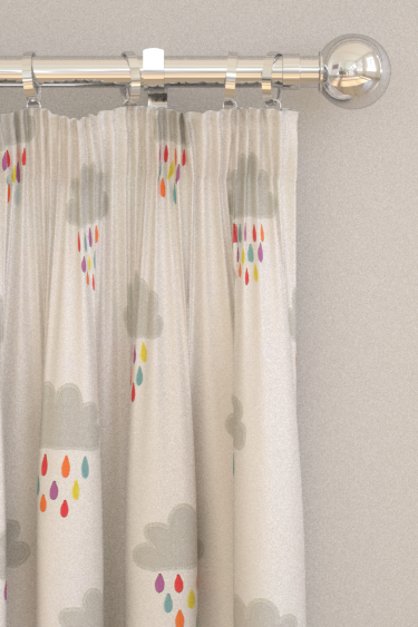 Scion April Showers Poppy / Tangerine / Sunshine Curtains - Product code: 131659