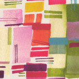 Clarke & Clarke Brooklyn Multi-coloured Wallpaper - Product code: W0065/01