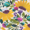 Clarke & Clarke Isabelles Garden Chartreuse Wallpaper - Product code: W0068/01