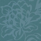 Casadeco Floral Emerald Wallpaper - Product code: 26517129