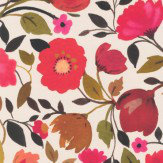 Clarke & Clarke Red Tulips Autumn Wallpaper - Product code: W0073/01