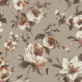 SketchTwenty 3 Rosanna Taupe Wallpaper - Product code: LP00305