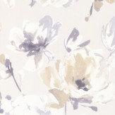 Casadeco Floral Print Biege Wallpaper - Product code: 26821124