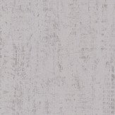 Casadeco Distressed Plaster Silver Wallpaper