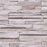 Casadeco Slate White Wallpaper - Product code: 65549000