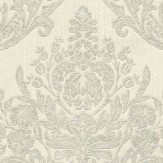 Albany Shaftsbury Silver Wallpaper