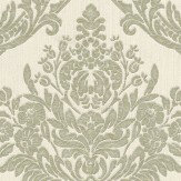Albany Shaftsbury Sage Wallpaper