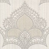 Albany Marrakech Ivory Wallpaper