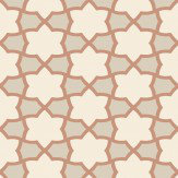 Arthouse Rio Copper Wallpaper