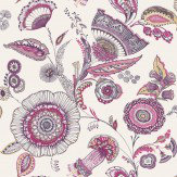 Arthouse Catarina Plum Wallpaper