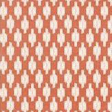 Thibaut Troy Coral Wallpaper