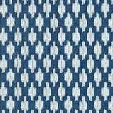 Thibaut Troy Navy Wallpaper - Product code: T24326
