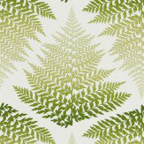 Clarissa Hulse Filix Emerald / Forest Wallpaper