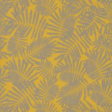 Clarissa Hulse Espinillo Mimosa / Pewter Wallpaper