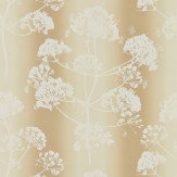 Clarissa Hulse Angeliki Cream / Hessian Wallpaper