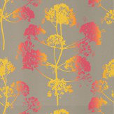 Clarissa Hulse Angeliki Tropical / Burnish Wallpaper