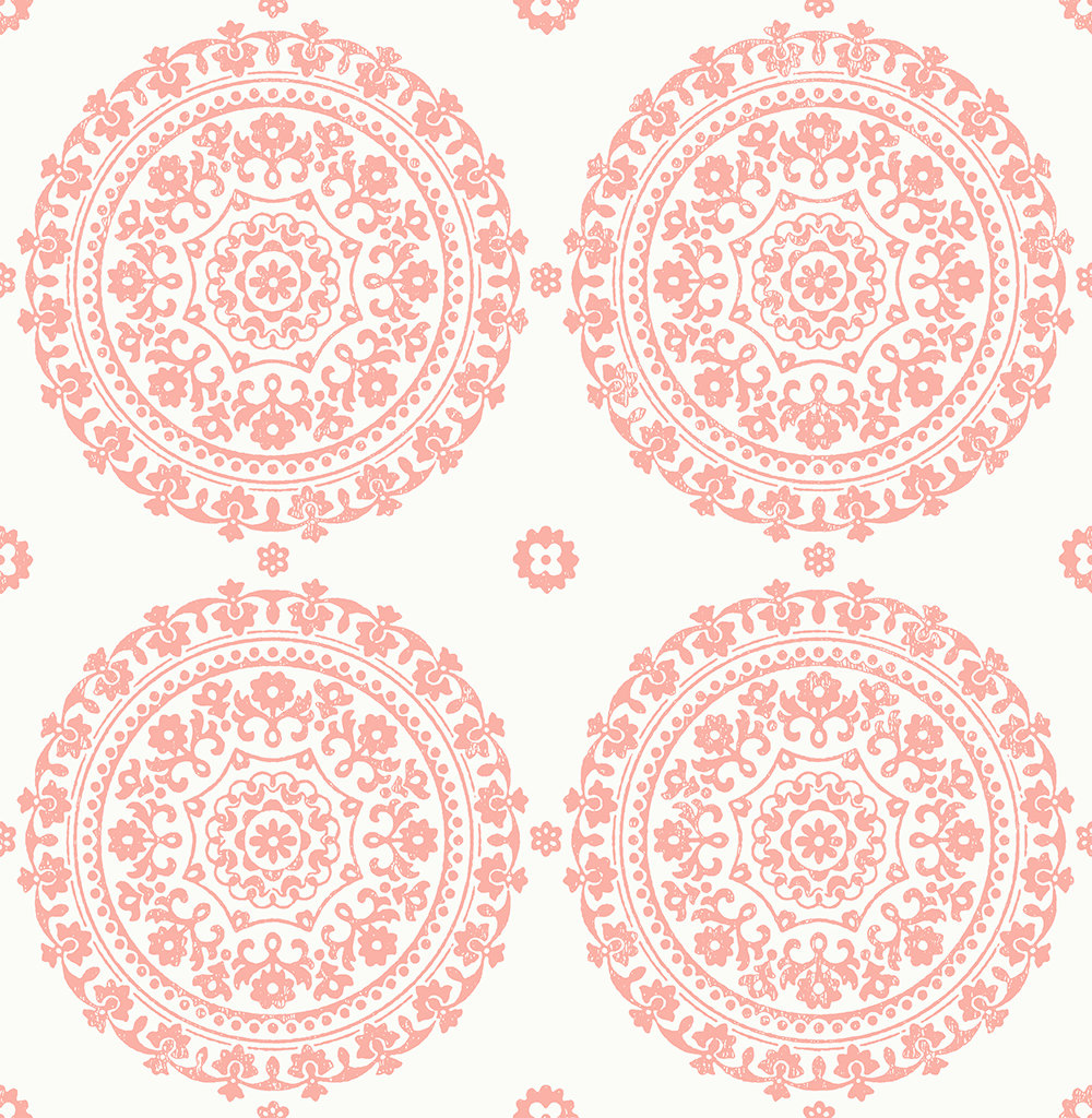 Albany Mia Padstow Pink Wallpaper - Product code: CB41501