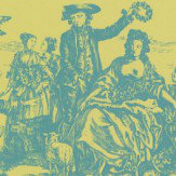 Albany Toile Litlington Wallpaper