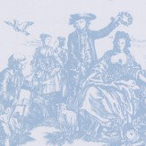 Albany Toile Cambourne Wallpaper