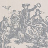 Albany Toile Embley Wallpaper