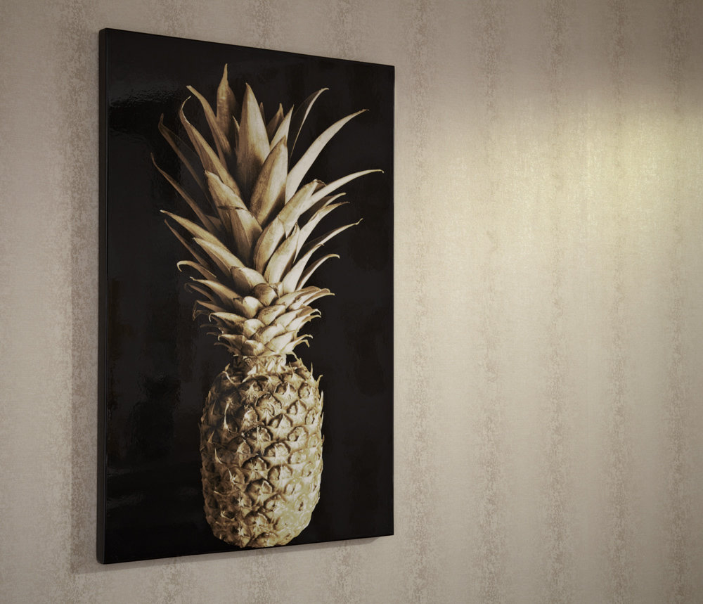 Arthouse Copacabana Black / Gold Art - Product code: 004455
