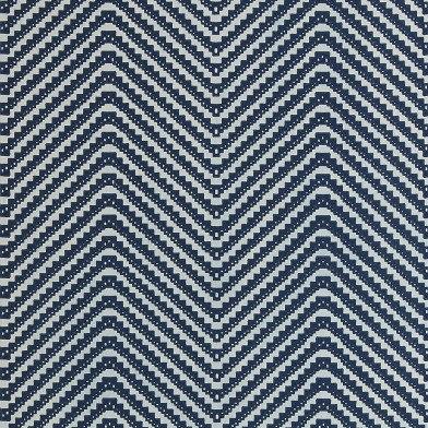 Image of Barneby Gates Wallpapers Chevron Blue Black, BG1400201