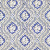 Sandberg Hildasro Blue Wallpaper - Product code: 410-66