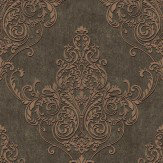 Arthouse Valdina Bronze Wallpaper