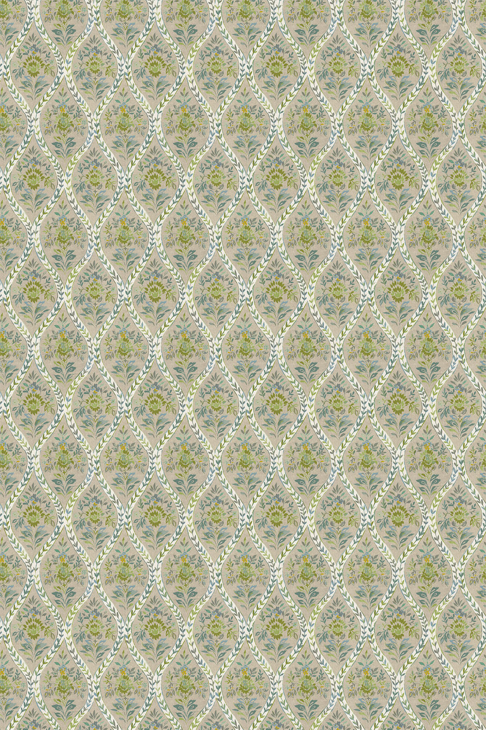 Buttermere Fabric - Samphire - by Prestigious