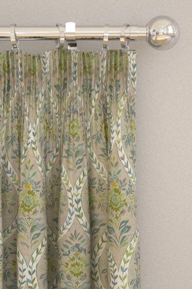 Prestigious Buttermere Samphire Curtains - Product code: 5699/435