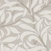 Morris Pure Willow Bough Dove / Ivory Wallpaper