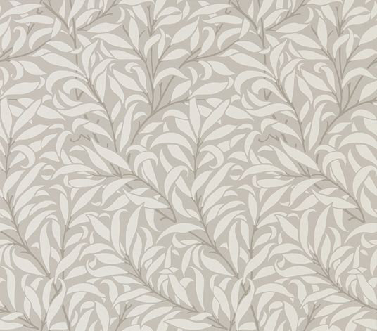 Morris Pure Willow Bough Dove / Ivory Wallpaper - Product code: 216025