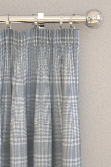 Prestigious Steamer Aqua Curtains - Product code: 3519/604